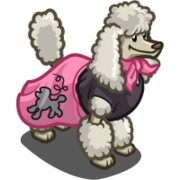 Poodle Skirt Poodle-icon