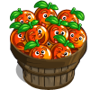 Smiley Orange Bushel-icon