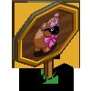Teddy Sheep Mastery Sign-icon