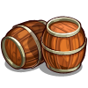 Wooden Barrels-icon