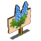 Blue Lupin Mastery Sign-icon