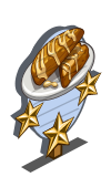Floral Scones 3 Star Mastery Sign-icon