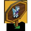 Ice Princess Pegacorn Mastery Sign-icon