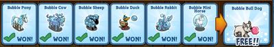 Mystery Game 136 Rewards Revealed
