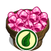 Organic Pink Bow Bushel-icon