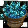 Blue Pineapples Bushel-icon