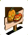 Jack O Lantern Mastery Sign-icon