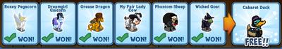 Mystery Game 135 Rewards Revealed