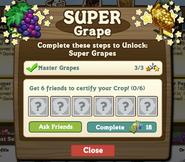 Super Grape Certify