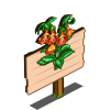 Yellow Bell Flower Mastery Sign-icon