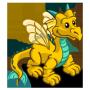 Yellow Fairy Dragon-icon