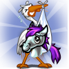 Adopt Chrome Pony Foal-icon.png