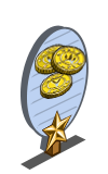 Lucky Charm 1 Star Mastery Sign-icon