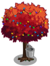 Red Maple Tree5-icon