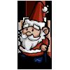 Santa Gnome-icon