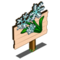 Snowflake Flowers Mastery Sign-icon