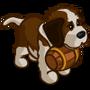 St. Bernard Puppy-icon