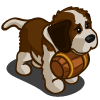 St. Bernard Puppy-icon