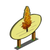 American Larch Tree Mastery Sign-icon