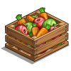 Apple Carrot Crate-icon