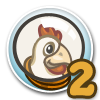 Cluck Rogers Chicken in Space Quest 2-icon