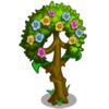 Flower Power Tree-icon