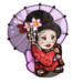 Geisha Gnome-icon