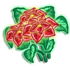Hollybright Poinsettia-icon