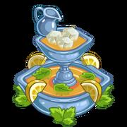 Mint Tea Fountain-icon