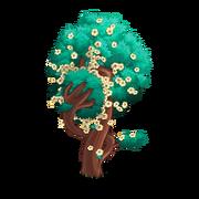 Pie Face Tree-icon