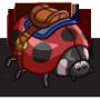 Saddled Ladybug-icon