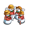 Snowman Quartet-icon