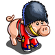 Soldier Pig-icon