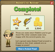 Bonkers for Bunnies!-Complete