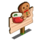 Holiday Cookies (crop) Mastery Sign-icon