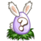 Purple Rabbit Mystery Egg-icon