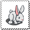 Rabbit Stamp-icon
