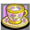 Teacup & Saucer-icon