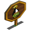 Aloha Penguin Mastery Sign-icon