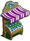Blue Bean Stall-icon