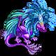 Blue Feather Dragon-icon
