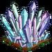 Crystals extra100