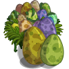 Dinosaur Eggs Tree-icon