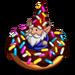 Donut Gnome-icon