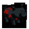 Fleur De Lis Boar-icon