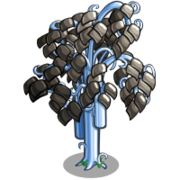 Giant Chrome Tubing Tree-icon