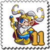 Odin Gnome Stamp-icon
