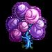 Purple Wool Batting Tree-icon