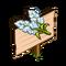 White Sorghum Mastery Sign-icon