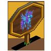 Bioluminescent Pegacorn Foal Mastery Sign-icon